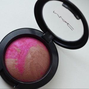 💯💄Mac mineralized LE Blush 'Sweet Samba'  blush